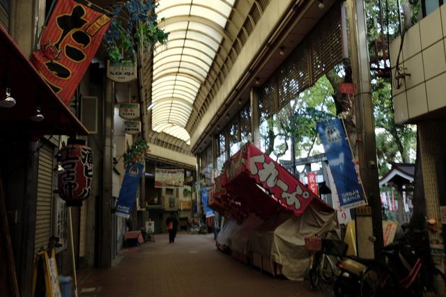 土井商店街