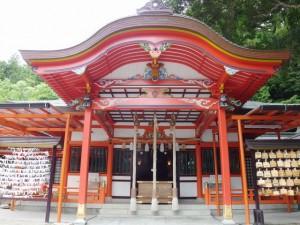 塩田八幡宮(いおたはちまんぐう)