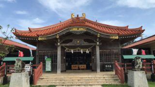 国内最南端の神社 宮古神社