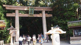 大神神社と三輪山