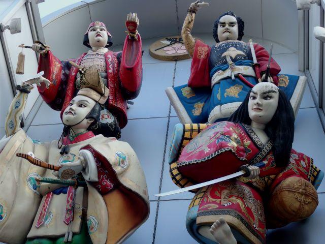 大阪天満宮と天神祭