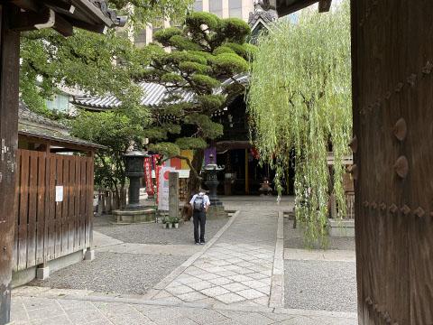 京都 六角堂 紫雲山頂法寺