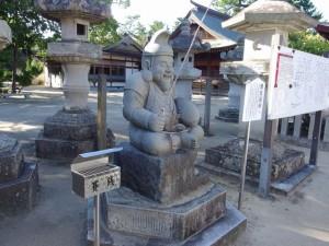 白鳥神社 恵比寿様