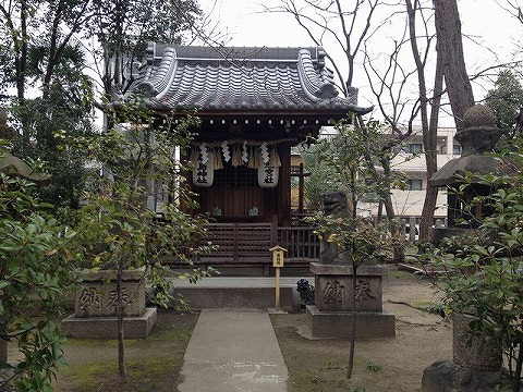 豊崎神社 東照宮