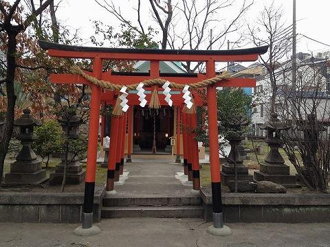 豊崎神社 稲荷社